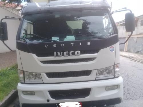 Iveco 90v18 Refrigerado Ano 2015
