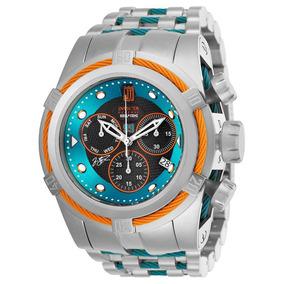 Relógio Masculino Invicta Modelo 25307 Jason Taylor Preto