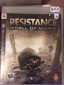 Ps3 Resistance Fall Of Man
