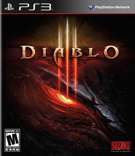 Diablo 3 - Ps3 - Juego Fisico - Megagames
