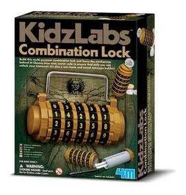 4m Combination Lock Alcancia Candado Con Bloqueo.