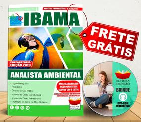 Apostila Ibama 2019 Atualizada - Analista Ambiental