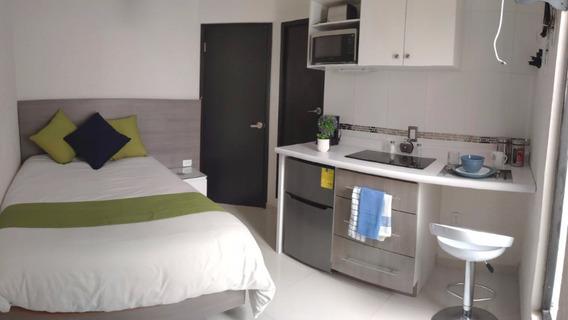 Renta Habitación Amueblada, Loft, Cuarto, Precioso, Excelent