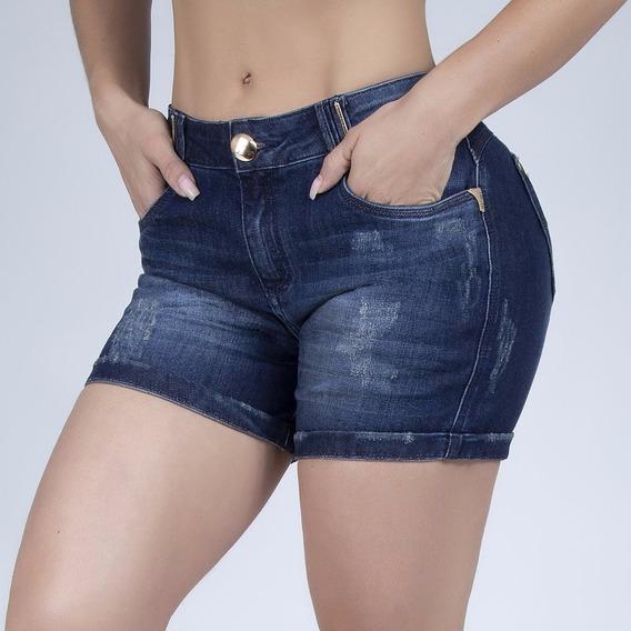 Shorts Jeans Sexy Com Bojo Original Pit Bull Ref. 31128