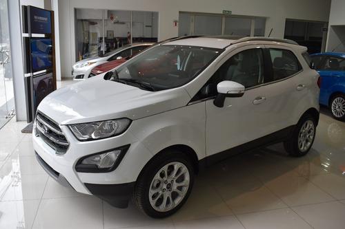 Ford Ecosport Titanium 1.5 L Mt 0km 2020 El Mejor Precio (s)