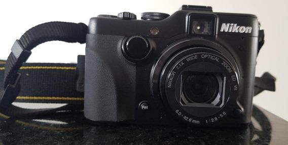 Nikon Coolpix P7100 10.1mp Digital Camera