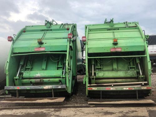 Compactadores De Lixo Usimeca Para Caminhão Trucado=coletor