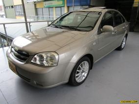 Chevrolet Optra Sedan 1.8