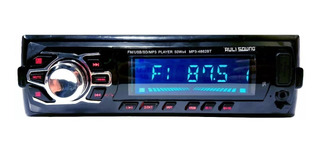 Auto Estereo Bluetooth Mp3 Usb Sd Fm