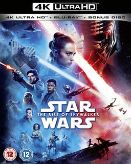 Película Star Wars: Episodio Ix 4k Hdr