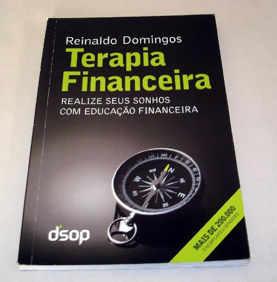 Livro Terapia Financeira Reinaldo Domingos Poupança