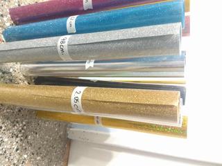 Vinilo Termotransferible Textil Especiales