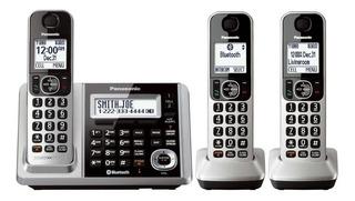 Teléfono Panasonic Inalámbrico Y Contestador 2cell Bluetooth