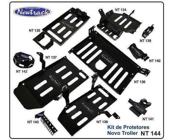 Kit Protetores Inferiores Novo Troller 2015 2016 2017 12x