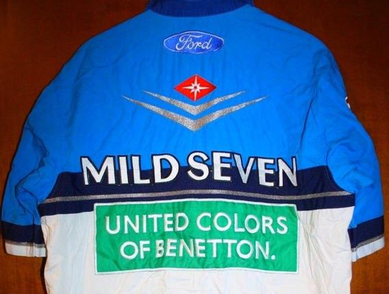 Camisa F1 Formula1 Benetton Schumacher Ford Svt No En Tienda