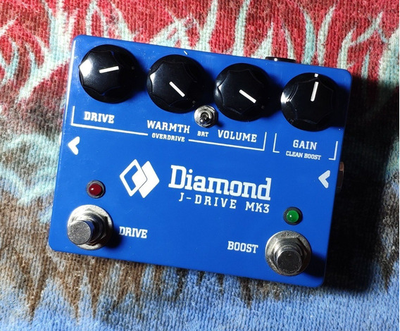 Diamond J-drive Mk3 Overdrive - Willaudio