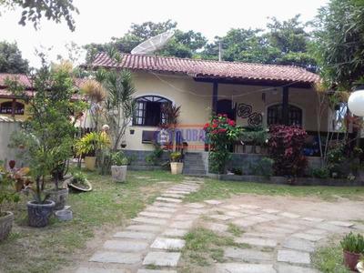 Casa Em Condomínio-à Venda-ponta Grossa-maricá - Macn20042