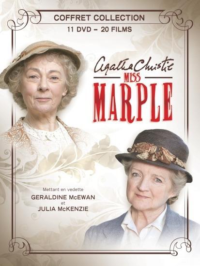 Coleção Dvds Marple 20 Filmes Geraldine E Julia Digital