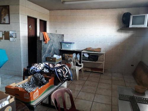 Imagem 1 de 6 de Salão Comercial Para Locação, São Mateus, São Paulo. - Sl0013