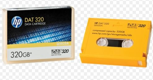 Hp Dat 320 320gb Data Cartridge (q2032a) Incluye Iva