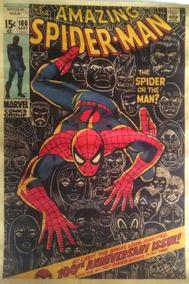 Poster Homem Aranha 51x36