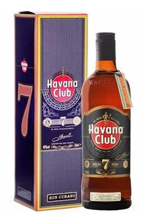 Havana Club Añejo 7 Años Con Estuche