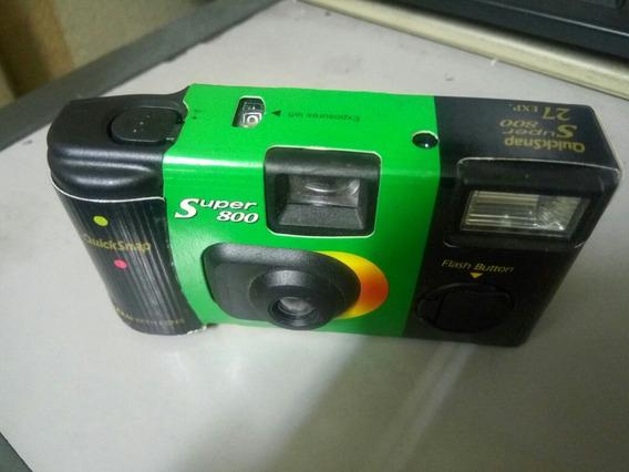 Camera Fotografica Fujifilm Vintage Nunca Aberto Embalagem