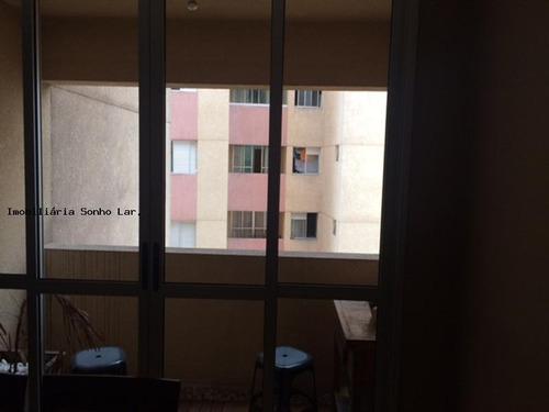 Apartamento Para Venda Em Osasco, Jaguaribe, 2 Dormitórios, 1 Banheiro, 1 Vaga - 8505_2-856633
