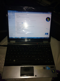 Notebook Hp 2540p Elitebook