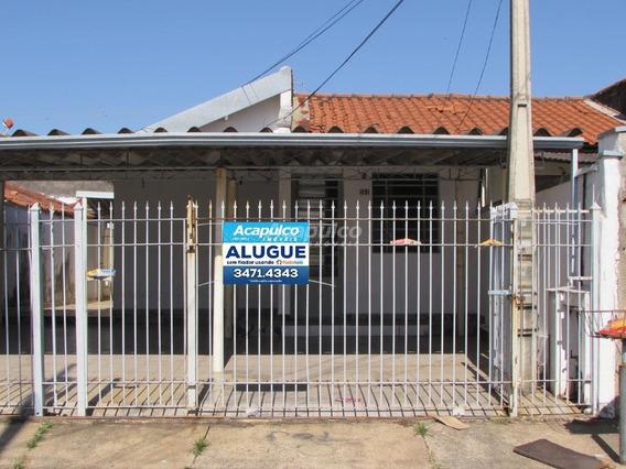 Casa Para Aluguel, 1 Quarto, 1 Vaga, Parque Da Liberdade - Americana/sp - 10461