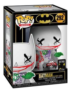 Funkopop/specialed- Batman Joker Is Wild 292 Envio Incluido