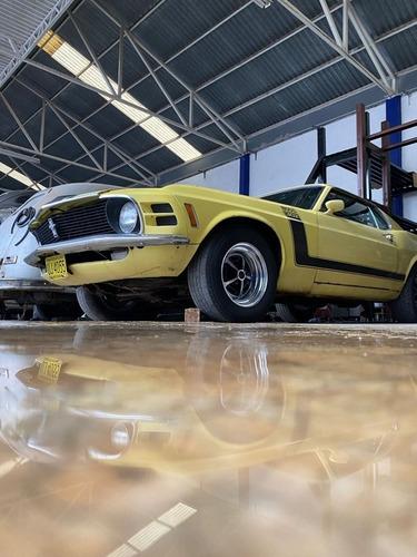 Imagen 1 de 11 de Ford Mustang 70 Boss 302