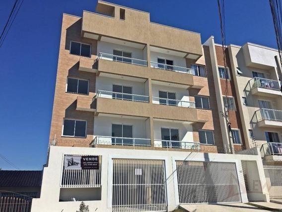 Apartamento 03 Quartos No Bom Jesus, São José Dos Pinhais - Ap0165