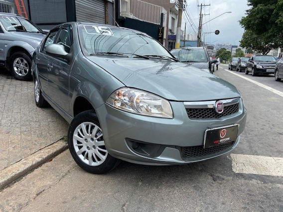 Fiat Siena El 1.4 2015 Com Completo Com Air Bag+abs!!!!