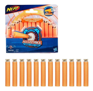 Repuesto 12 Dardos Nerf N-strike Elite Accustrike Hasbro