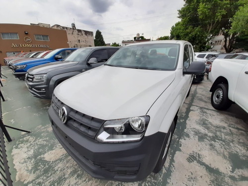 Volkswagen Amarok 4x2 Trendline 2020