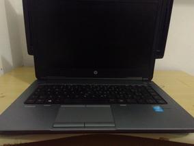 Notebook Hp Probook 640 G1 I5 4ª Geração 8gb Memória Hd 1tb