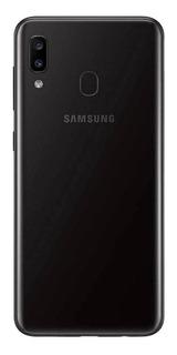 Celular Samsung A20 Negro Telcel, Seminuevo