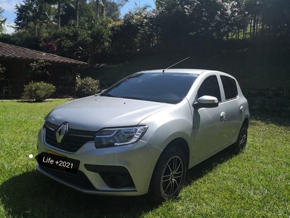 Renault Sandero Authentique Life 1600 Cc Mt