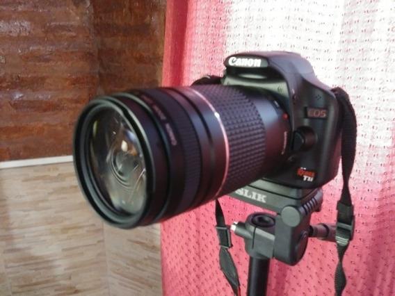 Cámara De Fotos Canon Rebel T1