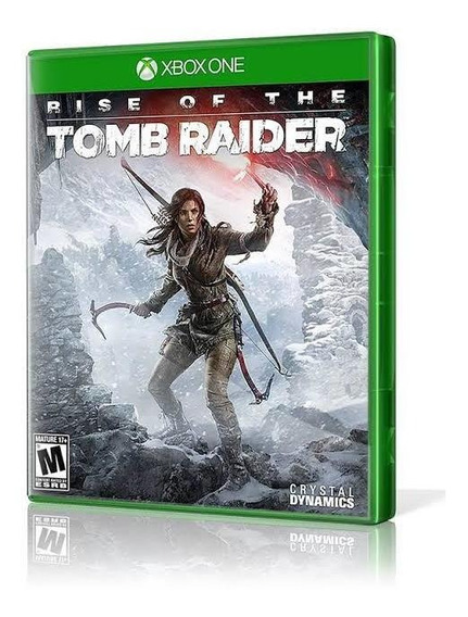 Jog Rise Of The Tomb Raider Xbox One