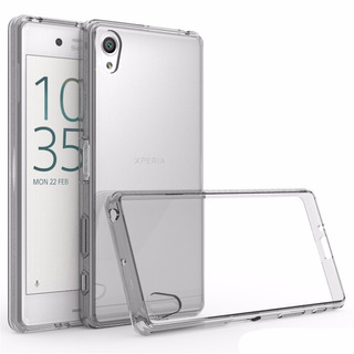 Capinha Sony Xperia Xa F3116 5.0 + Película Gel 100% Tela