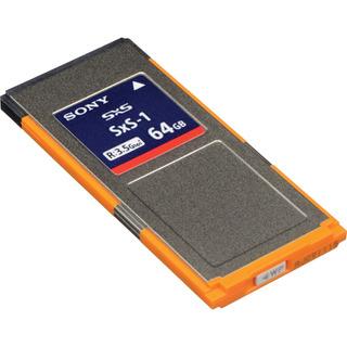 Tarjeta Sony Sxs-1 64 Gb