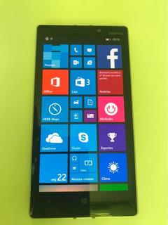 Nokia Lumia 930 - Windows Phone, 32gb 20mp Com Defeito