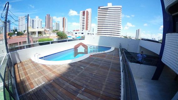 Apartamento Para Venda Em Natal Com 4 Suítes, 250 M² - Ap00007 - 33889823