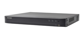 Dvr 4 Mpx Hikvision 16 Canales An + 8 Ip Ds-7216hqhi-k2