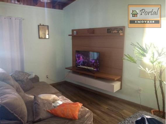 Casa No Bairro Jardim Vitória Em Campo Limpo Paulista-sp - Ca0431