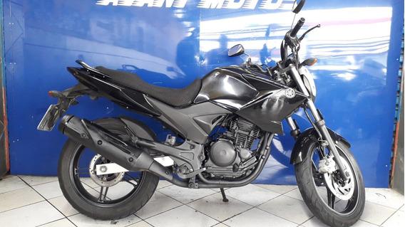 Yamaha Fazer 250 Preta 2013