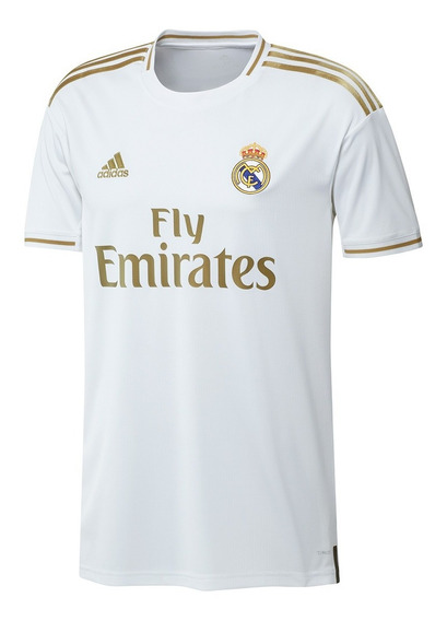 Camisa Real Madrid Home 2019/20 Oficial Pronta Entrega