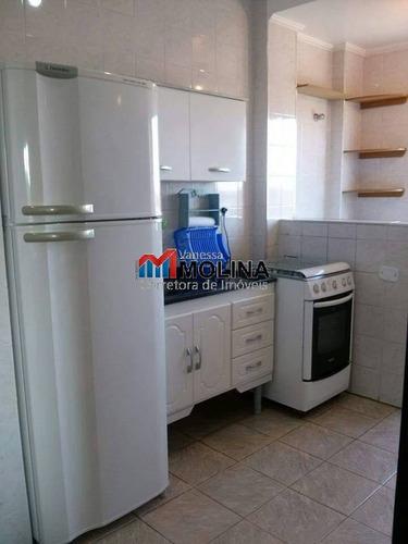 Apartamento 1 Dormitório Para Venda - Mongaguá - 1109